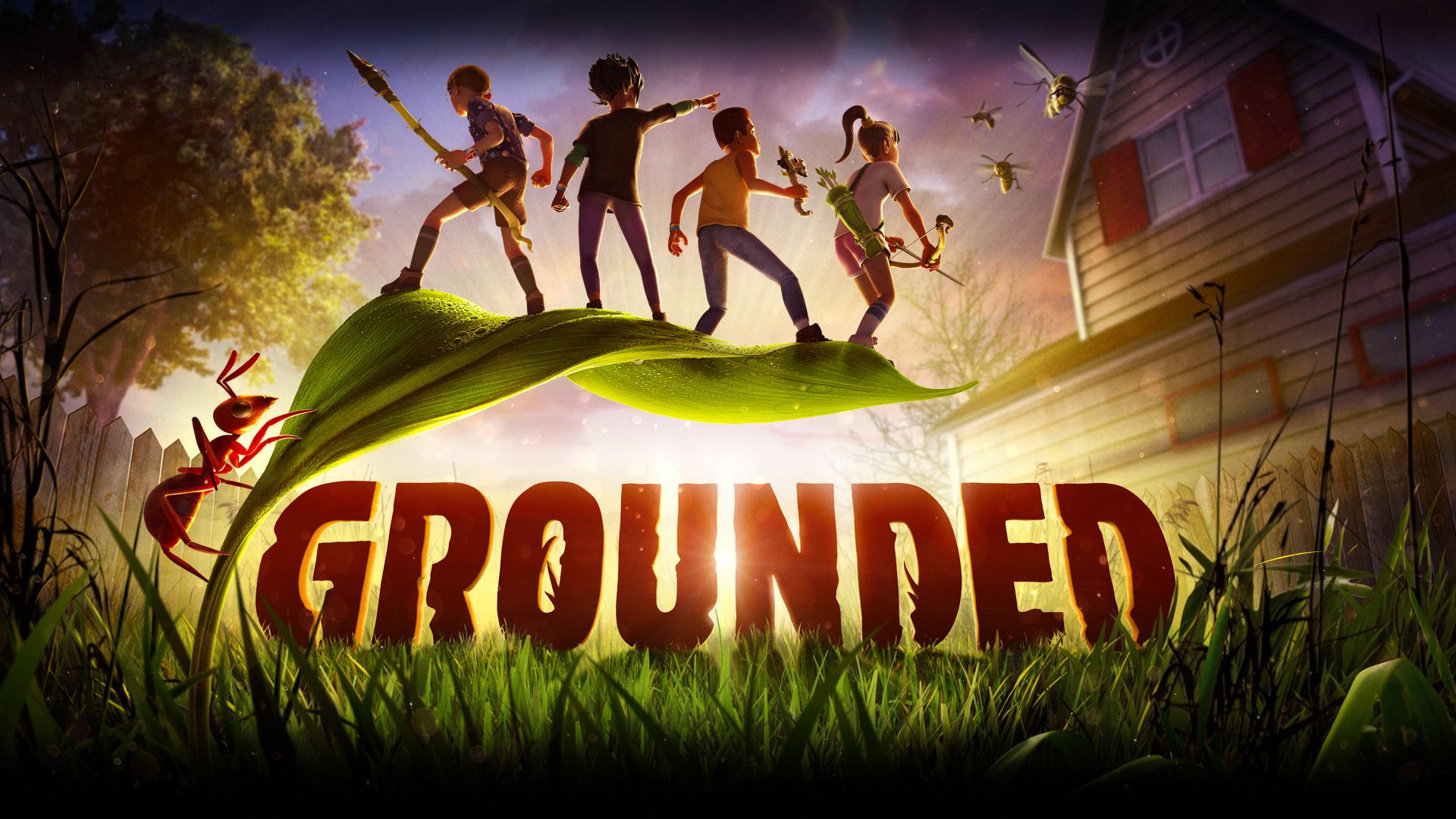 استیم اورجینال Grounded سی دی کی