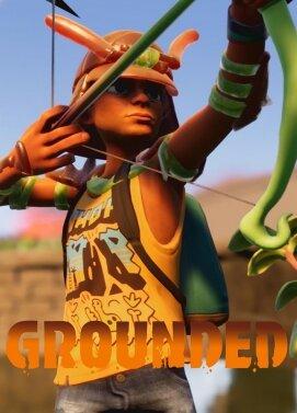 خرید استیم اورجینال Grounded