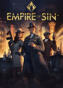 سی دی کی اورجینال Empire of Sin