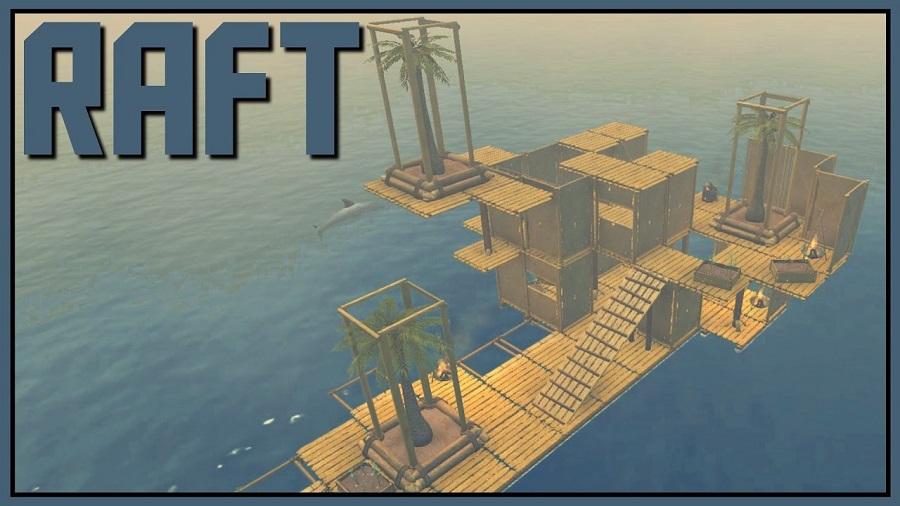 گیفت استیم Raft