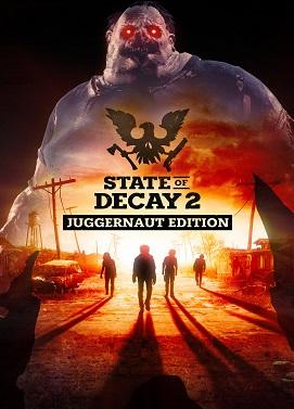 خرید استیم و ایکس باکس بازی سی دی کی اورجینال State of Decay 2 Juggernaut Edition