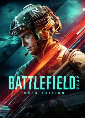 سی دی کی اورجینال Battlefield 2042 Gold Edition