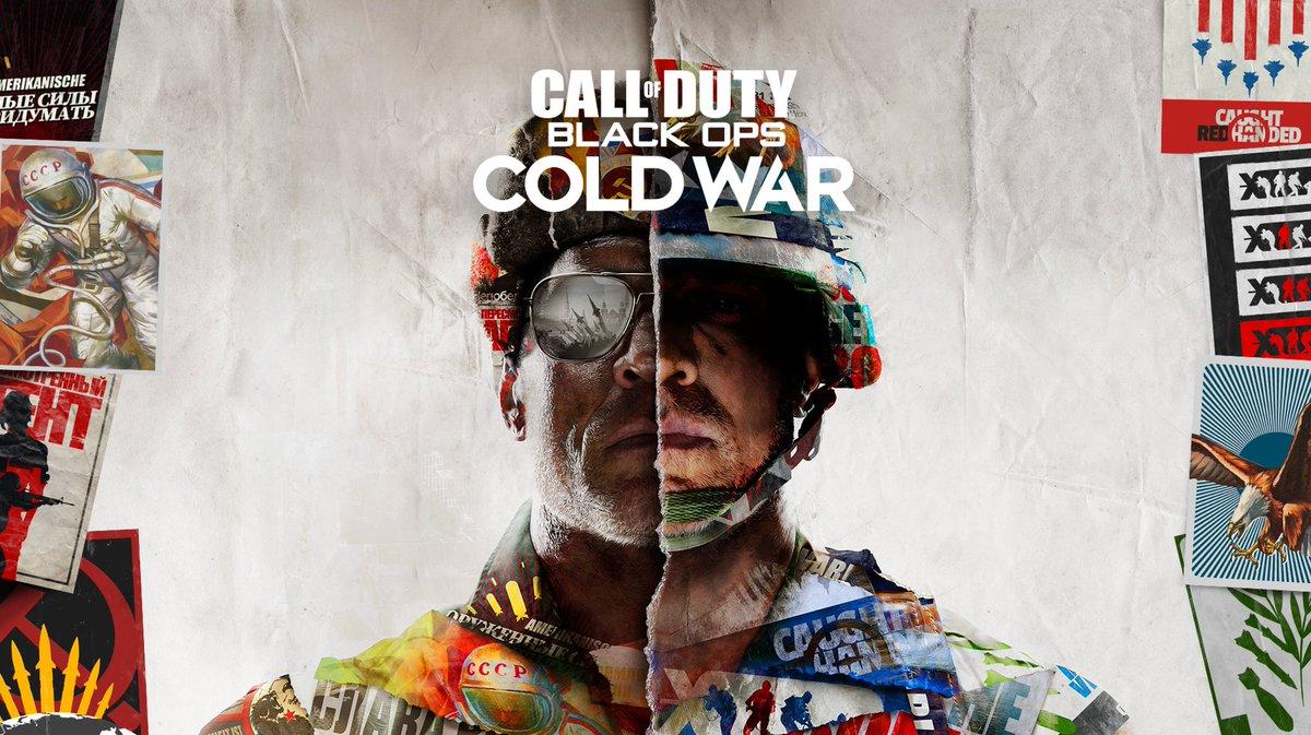 دی کی اورجینال Call of Duty Black Ops Cold War پست