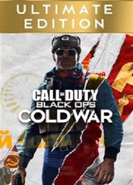 سی دی کی اورجینال Call of Duty Black Ops Cold War Ultimate Edition