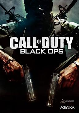 سی دی کی اورجینال Call of Duty Black Ops
