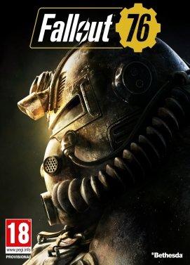 سی دی کی اورجینال Fallout 76