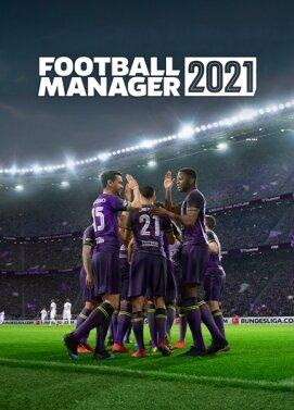 سی دی کی اورجینال Football Manager 2021