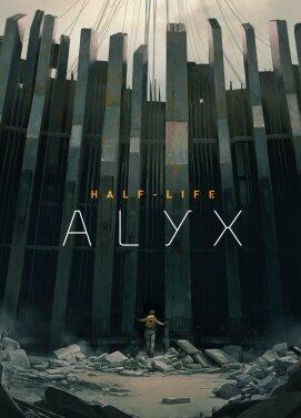 سی دی کی اورجینال Half Life Alyx