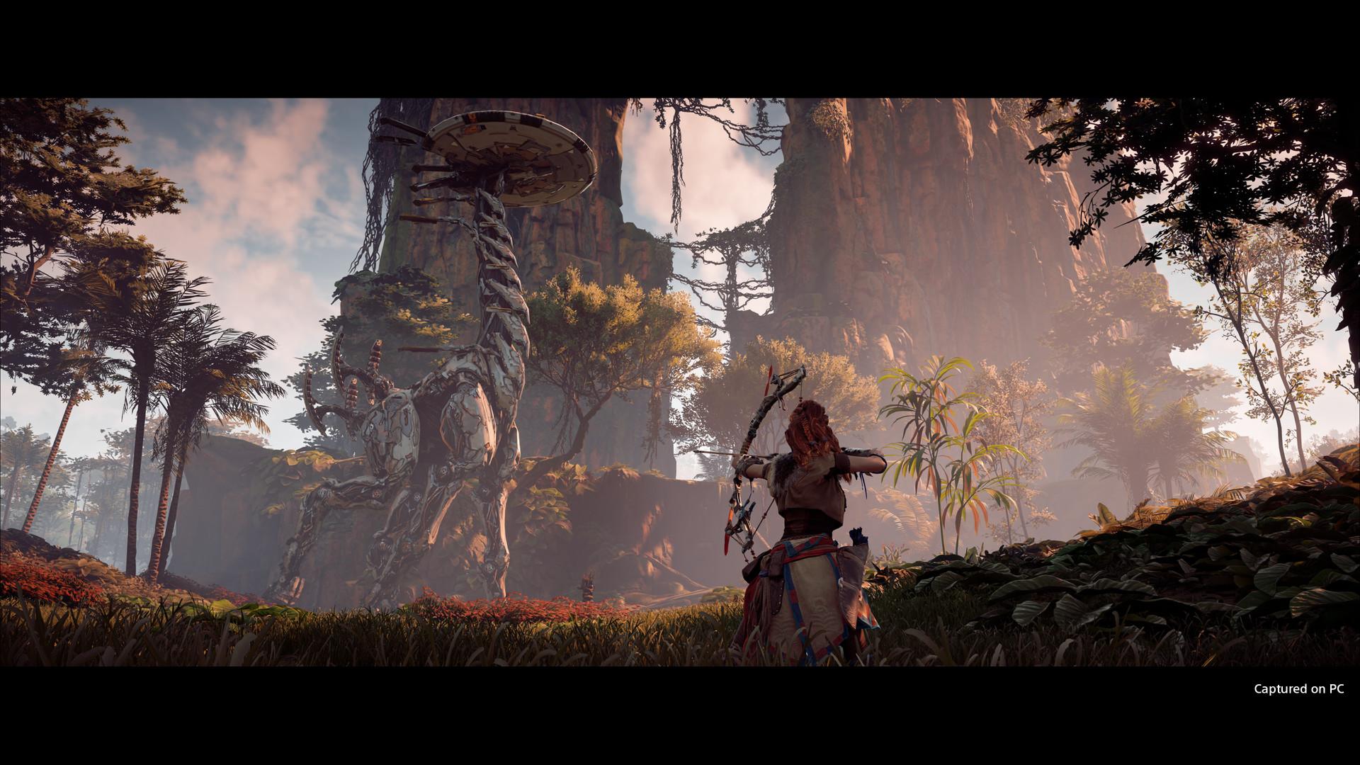 سی دی کی اورجینال Horizon Zero Dawn Complete Edition Steam