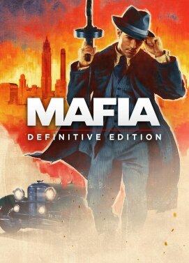 سی دی کی اورجینال Mafia Definitive Edition