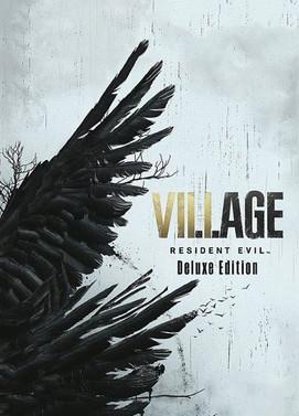 سی دی کی اورجینال Resident Evil Village Deluxe Edition