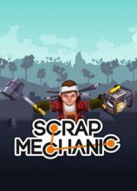 سی دی کی اورجینال Scrap Mechanic