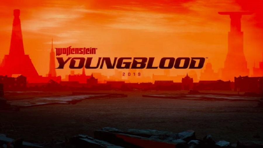 دی کی اورجینال Wolfenstein Youngblood