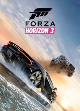 سی دی کی اورجینال Forza Horizon 3 XBOX ONE / Windows 10