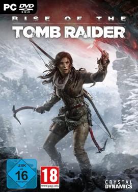 خرید گیفت Rise of the Tomb Raider