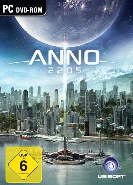سی دی کی اورجینال Anno 2205