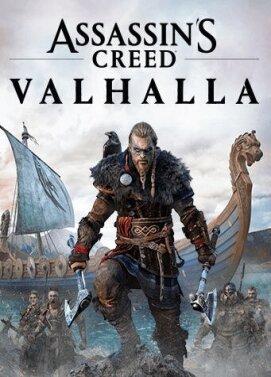 خرید سی دی کی اورجینال بازی assassins creed valhalla