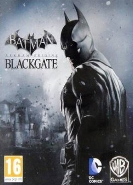 سی دی کی اورجینال Batman Arkham Origins Blackgate
