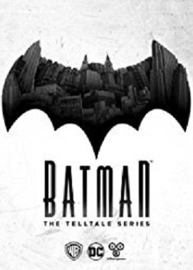 سی دی کی اورجینال Batman Arkham The Telltale Series