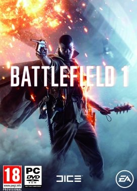 Battlefield 1 Origin Account