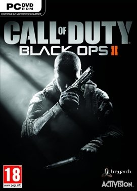 Call of Duty Black Ops II Steam Account