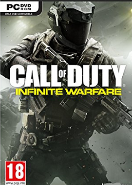 Call of Duty Infinite Warfare Steam Account