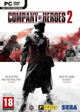 سی دی کی اورجینال Company of Heroes 2
