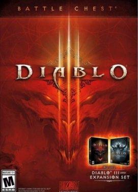 سی دی کی اورجینال Diablo 3 Battle Chest