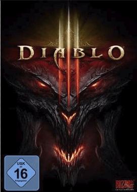 سی دی کی اورجینال Diablo 3