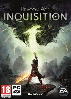 سی دی کی Dragon Age Inqquisition