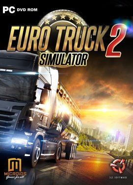اکانت استیم Euro Truck Simulator + ADD FRIND