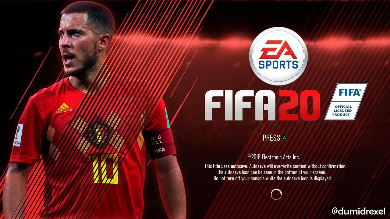 FIFA 20 سی دی کی کی مارت