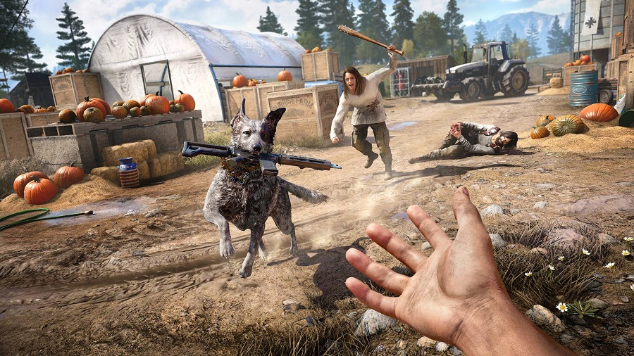 Far Cry 5 Uplay Season Pass3