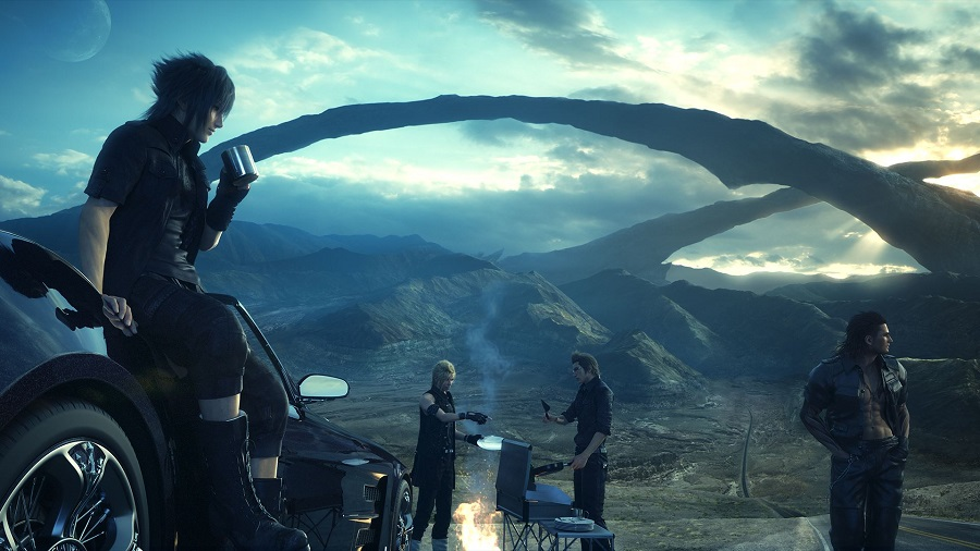 Final Fantasy XV Steam CD KEY1