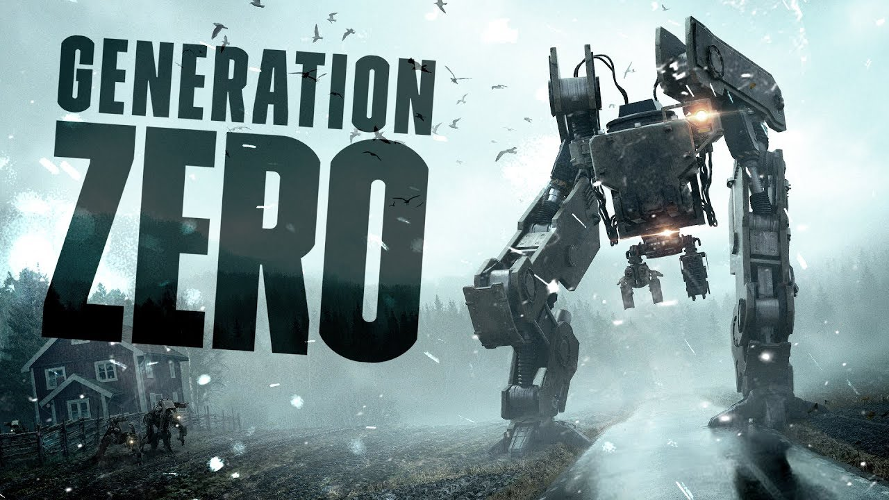 Generation Zero steam