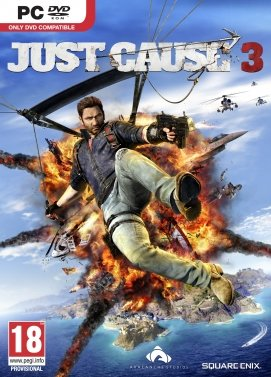 Just Cause 3 Steam Account