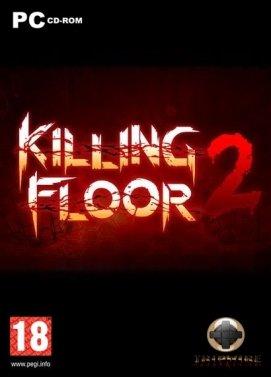 سی دی کی اورجینال Killing Floor 2