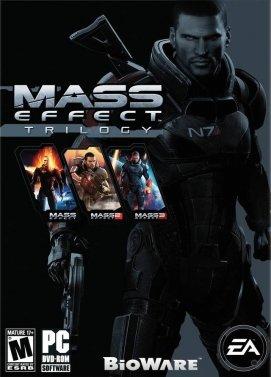 سی دی کی اورجینال Mass Effect Trilogy