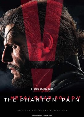 سی دی کی Metal Gear Solid V The Phantom Pain