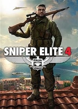 Sniper Elite 4 Steam Account