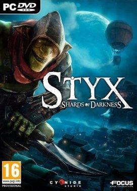 سی دی کی اورجینال Styx Shards of Darkness
