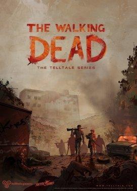 The Walking Dead A New Frontier Digital official Website