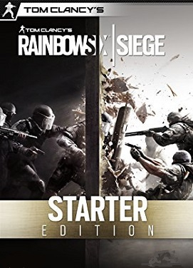 خرید گیفت Tom Clancy's Rainbow Six Siege Starter Edition