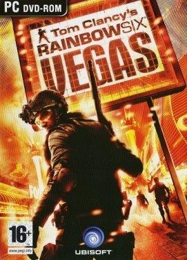 سی دی کی اورجینال Tom Clancy's Rainbow Six Vegas