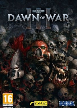 Warhammer 40,000 Dawn of War 3 Steam Account