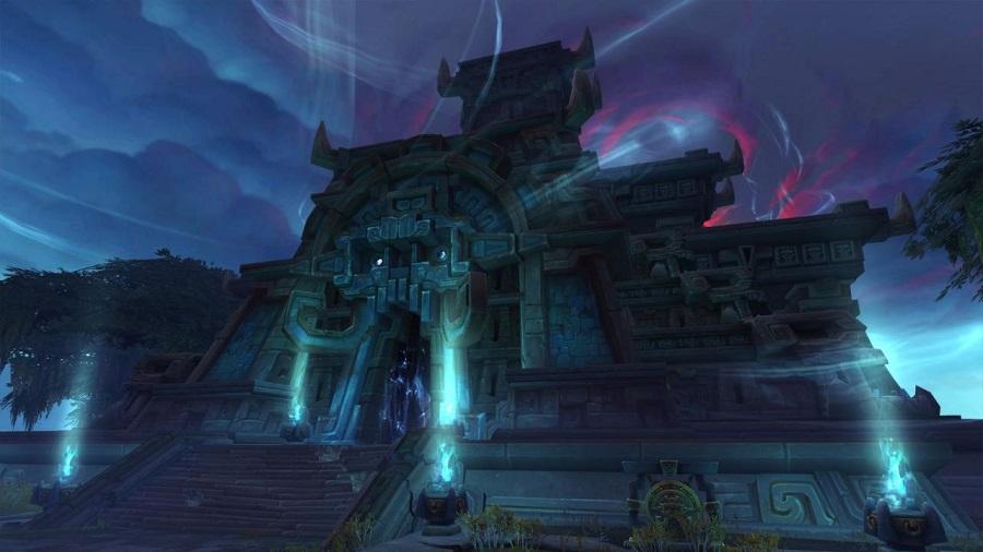 World of Warcraft Battle for Azeroth DLC Battlenet