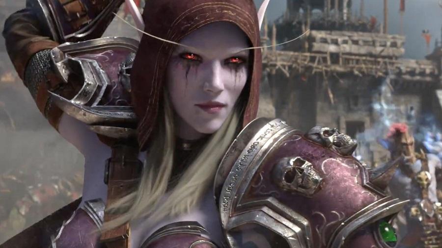 World of Warcraft Battle for Azeroth DLC Battlenet3