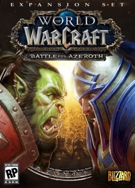 World of Warcraft Battle for Azeroth DLC (Battlenet)