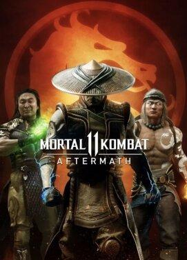 خرید گیفت استیم Mortal Kombat 11 Aftermath