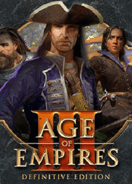 سی دی کی اورجینال Age of Empires 3 Definitive Edition